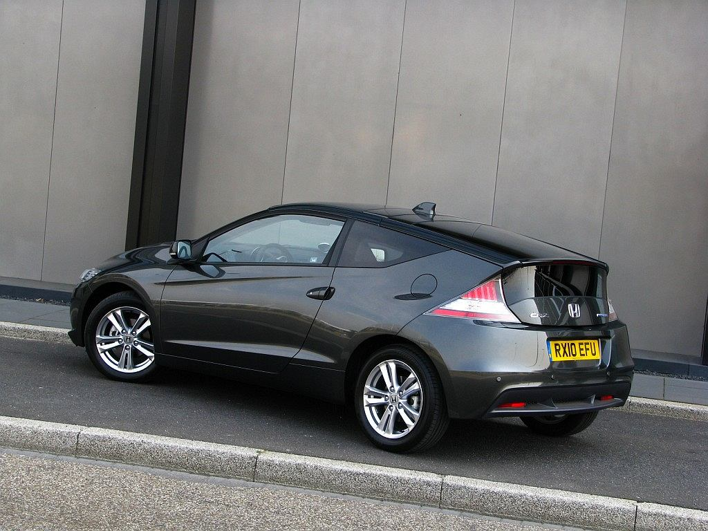 honda cr z test pierwsza jazda zdj cie nr 4. Black Bedroom Furniture Sets. Home Design Ideas