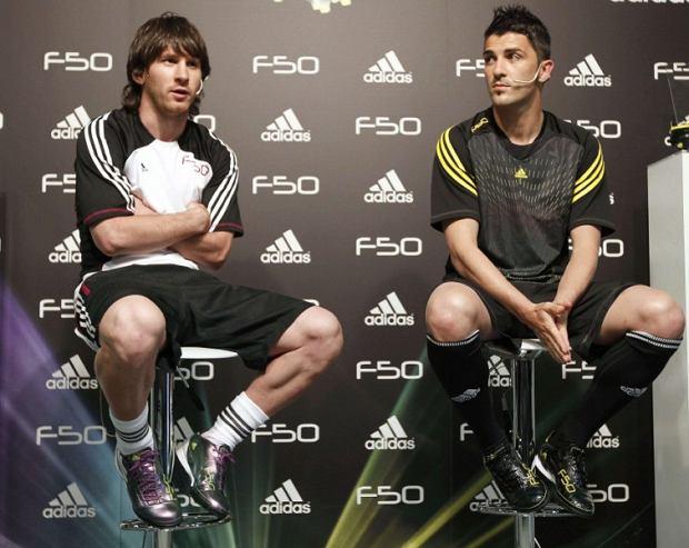 Zdjęcie numer 3 w galerii - Messi i Villa razem ku promocji