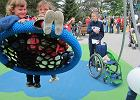 Nowy plac zabaw w Centrum Zdrowia Dziecka