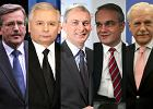 Wybory 2010. Którego kandydata najcz�ciej pokazuje TVP?