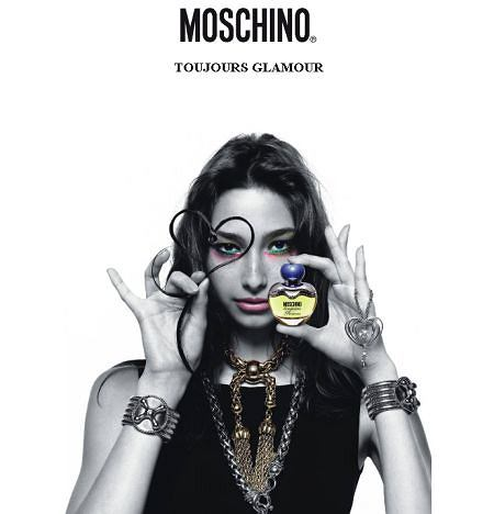 Nowy zapach Moschino - Toujours Glamour