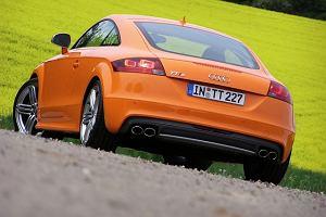 Audi TT/TTS - test | Pierwsza jazda