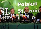 Struzik: Piękna kandydatka PSL na prezydenta Warszawy