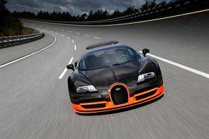 Veyron najszybszym autem �wiata. Znowu!