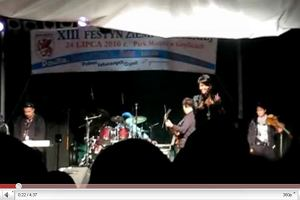 Paulla w trakcie koncertu w Gryficach została porażona prądem.