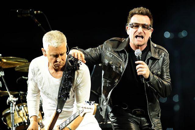 Koncert U2 w Turynie