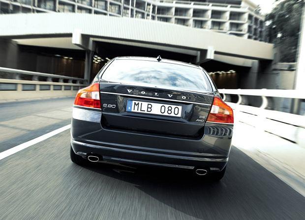 Volvo klasy S?