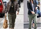 Spodnie khaki - modowym hitem?