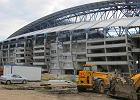 Jak r�s� stadion Lecha