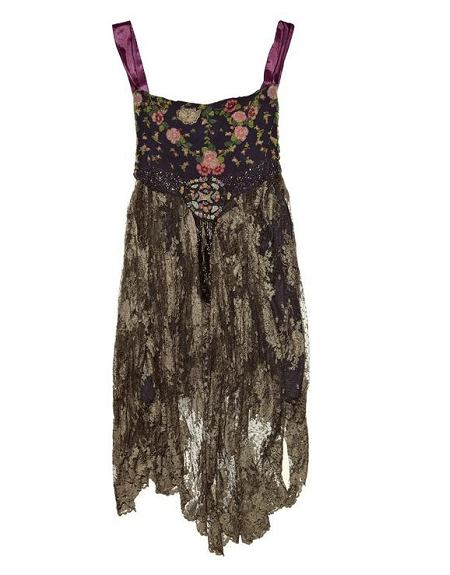 sukienka marki One vintage