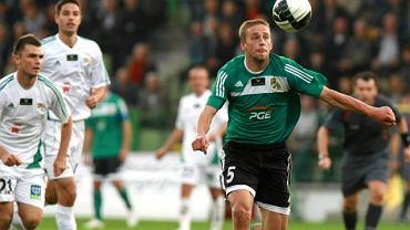 GKS Bełchatów - Lechia Gdańsk. Janusz Gol