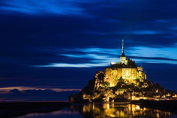 Zdjęcie numer 4 w galerii - Cuda świata. Francja. Mont Saint Michel - klasztor na wodzie