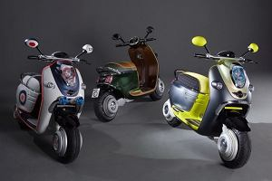 Pary� 2010 | Mini Scooter E Concept