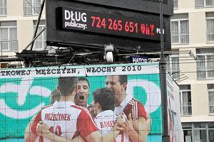 """""""PB"""": Balcerowicz podkr�ci licznik? D�ug publiczny wi�kszy, tylko �e ukryty"""
