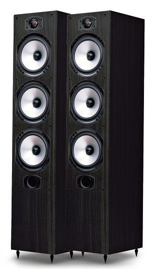 Seria kolumn głośnikowych Monitor audio M6