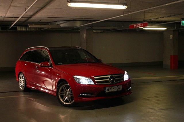 Mercedes C  T Classic  Opinie