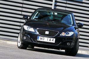 Seat Exeo 1.8T - test | Za kierownic�