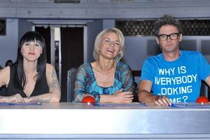 Jury Mam Talent: Agnieszka Chyli�ska, Ma�gorzata Foremniak i Kuba Wojew�dzki