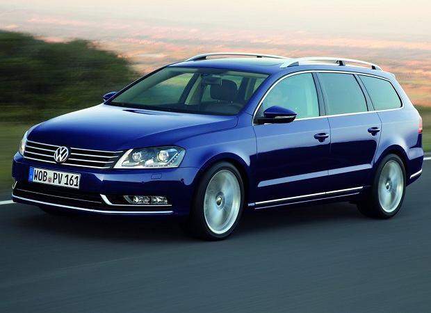 Najlepszy rok w historii VW