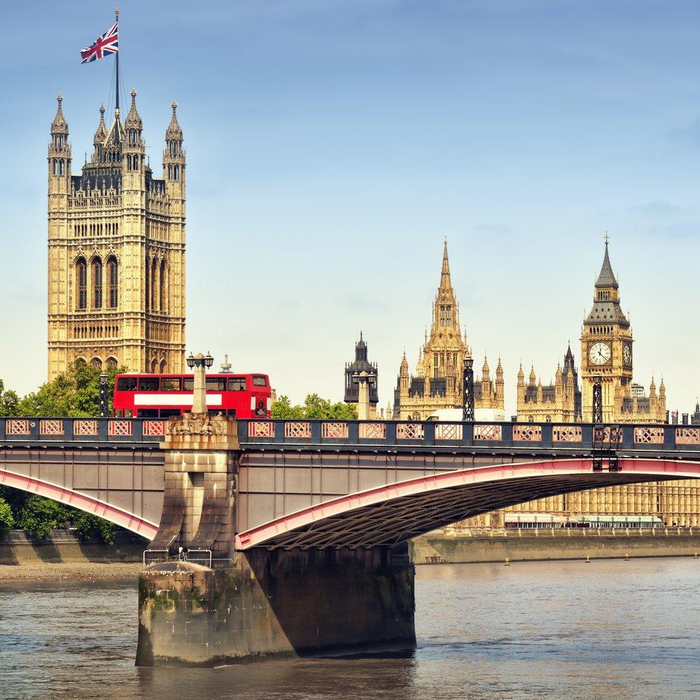 londyn, wielka brytania, autobus