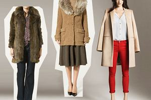 Kolekcja p�aszczy Zara na jesie� i zim� 2010/11