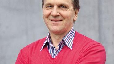 Tadeusz Dudek, właściciel firmy wykonawczej Termika, specjalizującej się w nowoczesnych instalacjach w zakresie techniki grzewczej i sanitarnej