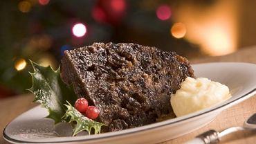 Pudding świąteczny