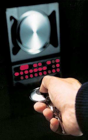 Bang & Olufsen breloczek do kluczy