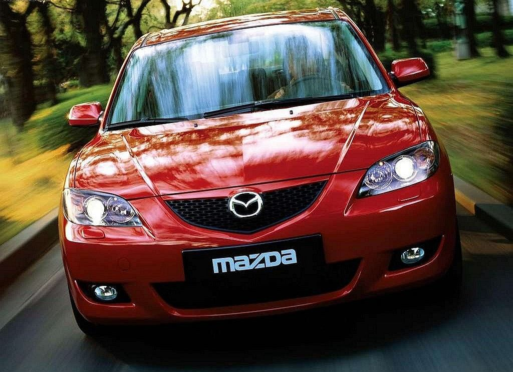 Mazda 3 2003 2009 Opinie Moto Pl