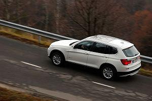 BMW X3 - test | Pierwsza jazda