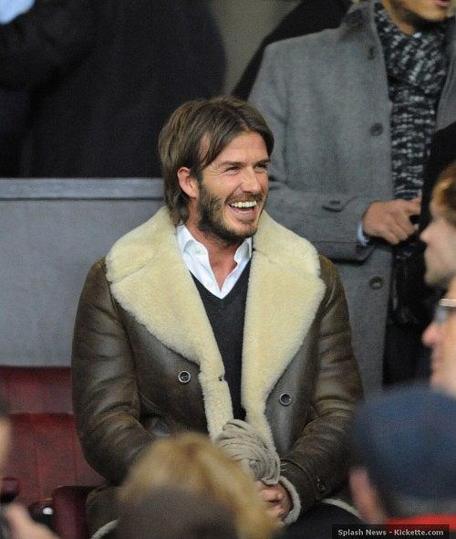 David Beckham Fryzury Sportpl Najnowsze Informacje Piłka
