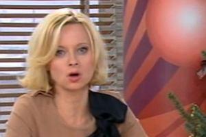 Jolanta Pieńkowska zaliczyła wpadkę