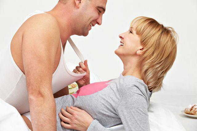 Oksytocyna sprawia, że czasem tak trudno się rozstać