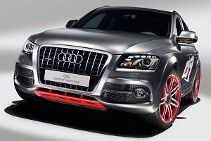 Audi zaklepuje nazwy SQ5 i RSQ5