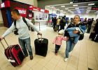 Turyści wrócili z Egiptu, a tu ewakuacja lotniska