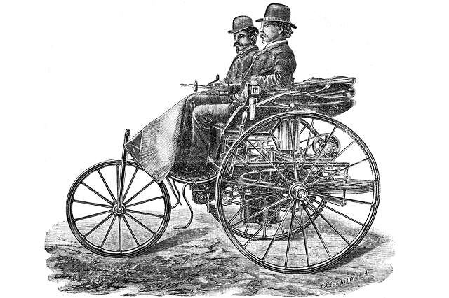 Benz Patent-Motorwagen Nummer 1