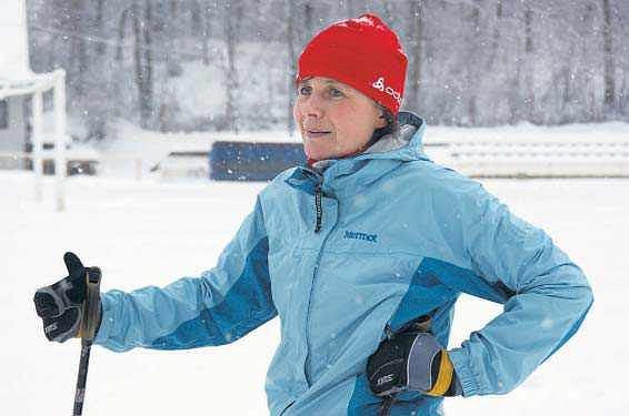 Nauka narciarstwa biegowego