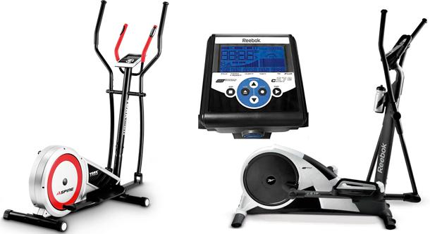 siłownia, orbitrek, York Fitness , fitness, Reebok