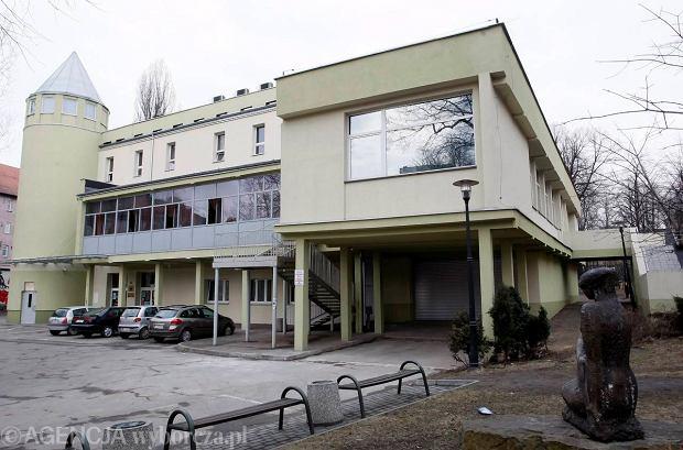 Zdewastowane styropianem Bytomskie Centrum Kultury Fot. Grzegorz Celejewski/Agencja Gazeta