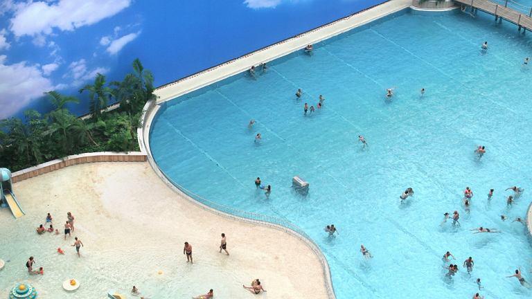 Tropical Islands pod Berlinem/ Fot. Shutterstock
