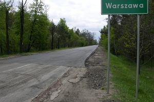 Parali� na rogatkach Warszawy i sp�niony start na Marsa