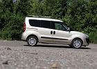 Fiat Doblo 1.6 Multijet - test | Za kierownic�