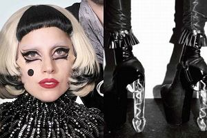Amerykanie ocenzurowali buty Lady Gagi