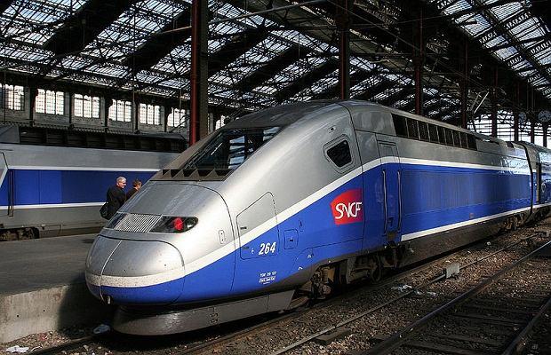 574 km/h: Najszybszy pociąg
