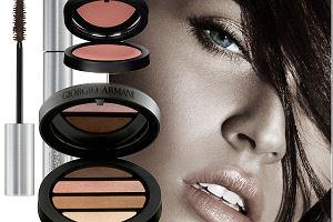 Megan Fox dla Giorgio Armani. Reklama nowej kolekcji kosmetyk�w Heat