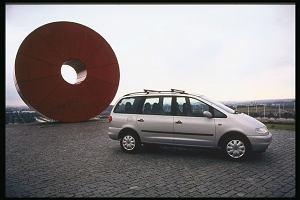 Seat Alhambra (1996-2010) - opinie Moto.pl
