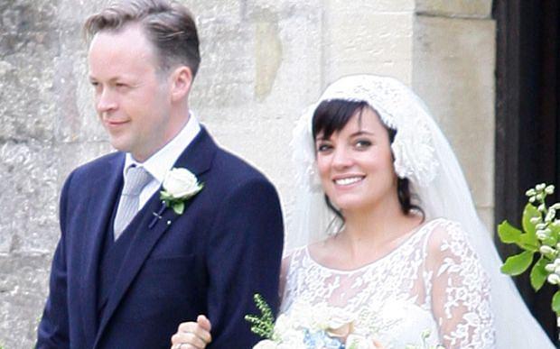Lily Allen i Sam Cooper wzięli ślub.