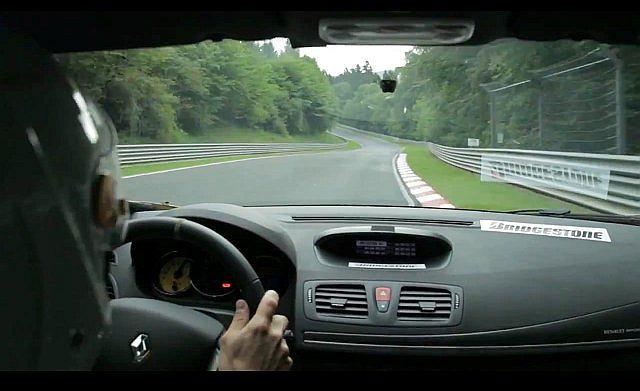 Renault Megane RS 265 Trophy