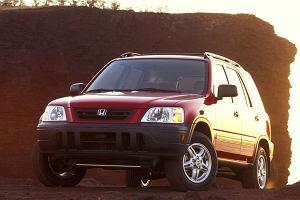 Honda CR-V (1995-2002) - opinie Moto.pl