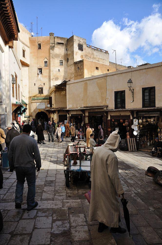 b0a46e9593dd4 Maroko. Zwiedzamy Fez i okolice